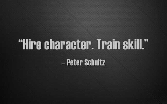 best quotes 2021 business - hire-character-train-skill