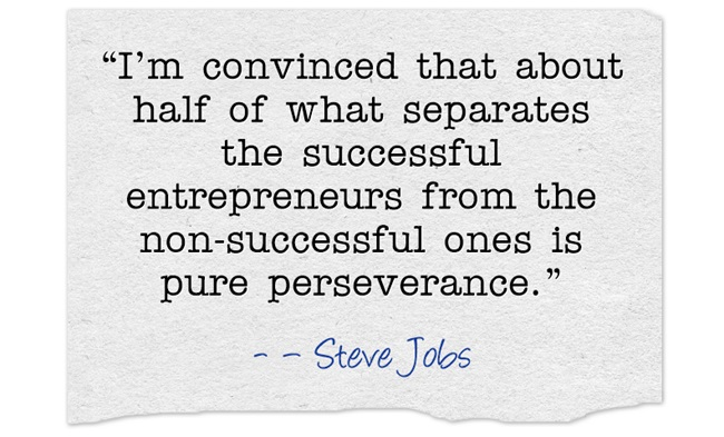 steve job quotes - im-convinced-that-about-half-of-what-separates-the