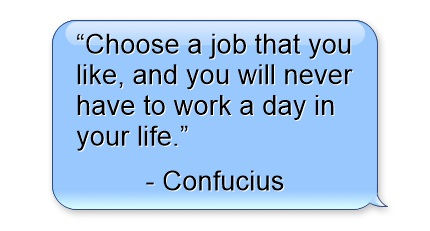 inspirational business quotes, success quotes, business quotes, choose-a-job-that-you-like-and-you-will-never-have-to-work