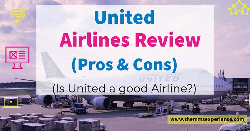 United Airlines review 2021