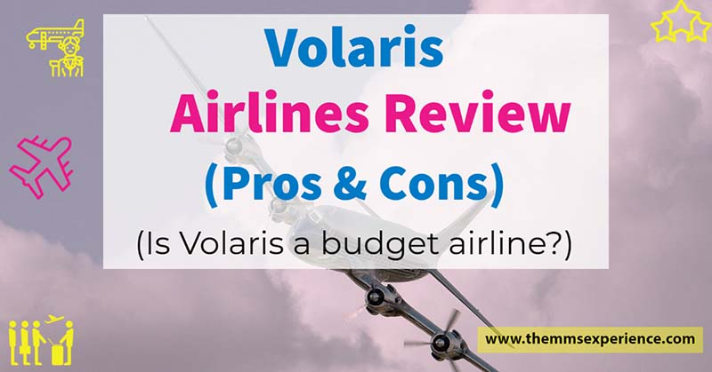 Volaris Airlines review 2021,