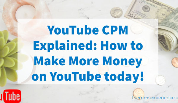 YouTube CPM Best Review: Understand This and Boost Earnings