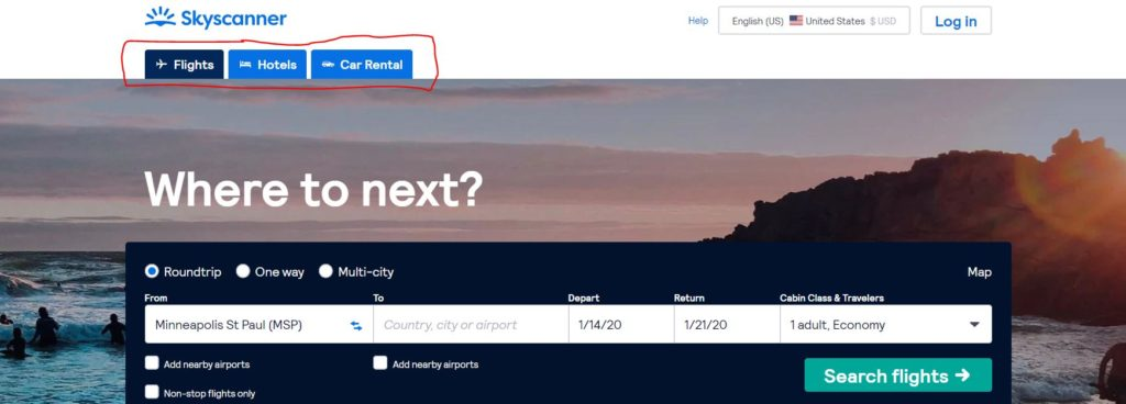 skyscanner review 2020 for cheap flights