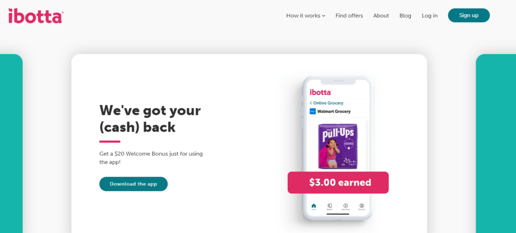 ibotta app to earn money