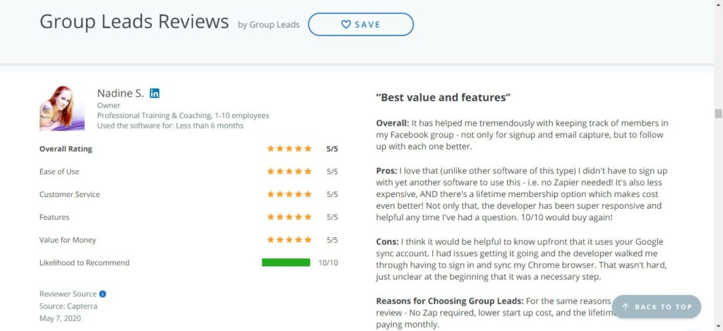 GroupLeads Review: Monetize & Collect Leads from Facebook Groups 8