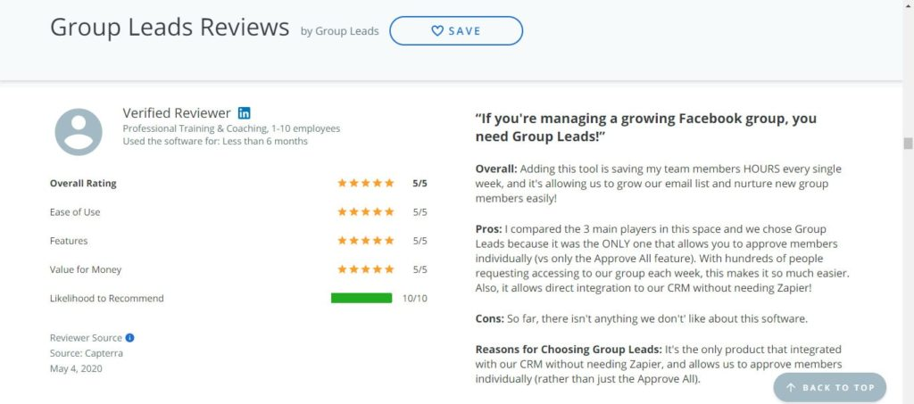 GroupLeads Review: Monetize & Collect Leads from Facebook Groups 10