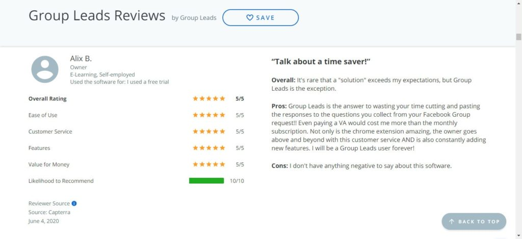GroupLeads Review: Monetize & Collect Leads from Facebook Groups 2