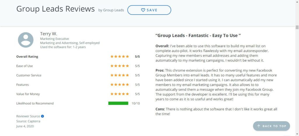 GroupLeads Review: Monetize & Collect Leads from Facebook Groups 4