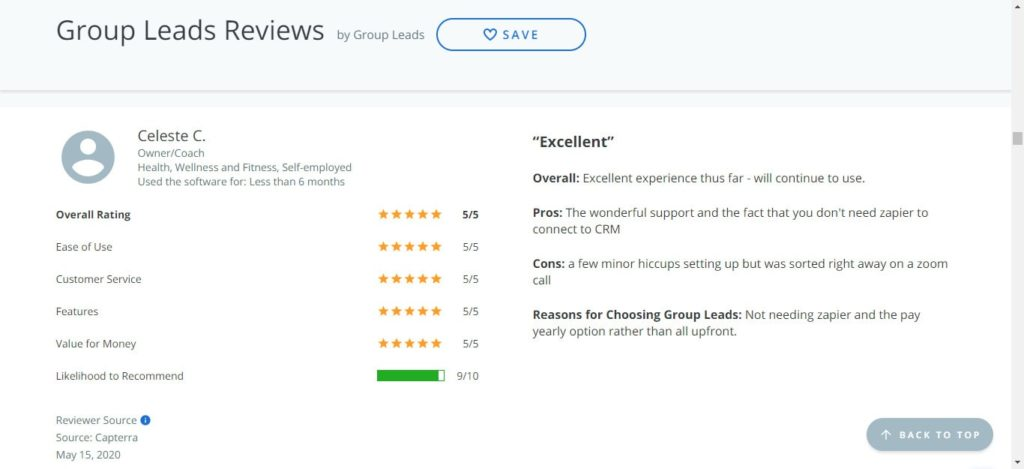 GroupLeads Review: Monetize & Collect Leads from Facebook Groups 6