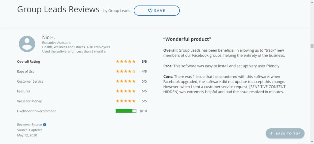 GroupLeads Review: Monetize & Collect Leads from Facebook Groups 7