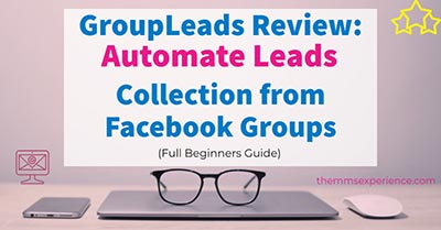 groupleads review, email marketing facebook group