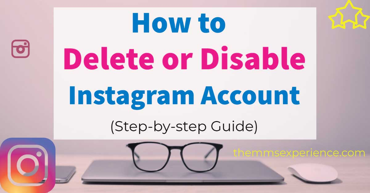 How to Delete or Deactivate your Instagram Account (2021) 1
