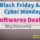Best Black Friday & Cyber Monday Softwares Deals and Discounts (2020)