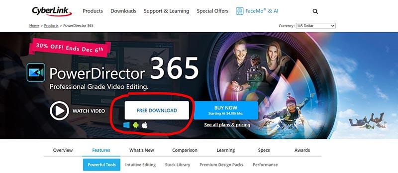 cyber powerlink director 365 review