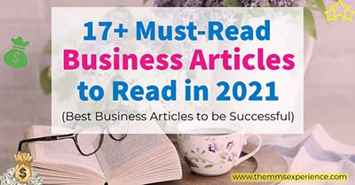 best business articles, entrepreneurship articles be successful_400_219