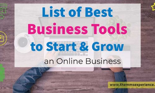 best business tools to start and grow an online business